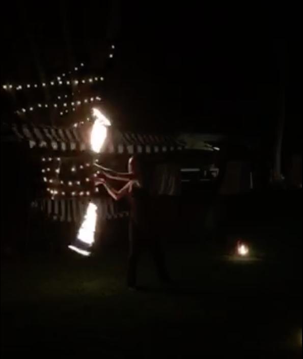 December 2015 Fire Show